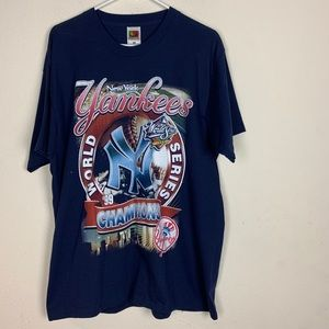 Other - Yankee Blue Tee size X-Large